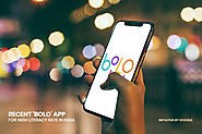 "Recent ""Bolo"" app for high literacy rate in India: Initiative by Google! 