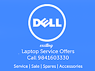 Dell Laptop Service Center in Porur - Chennai