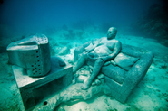 These Sculptures Of Underwater Museum Will Make You Speechless...!