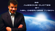 Neil deGrasse Tyson is amazing