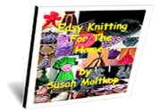 I'll sell you my Knitting For The Home ebook for $5 : CountryNaturals - Findeavor