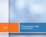 Light Blue PowerPoint Template | Free Powerpoint Templates