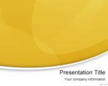 Yellow Modern PowerPoint Template | Free Powerpoint Templates