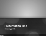 Clean Gray PowerPoint Template | Free Powerpoint Templates