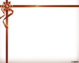 Gift Ribbon PPT | Free Powerpoint Templates