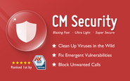 CM Security - Antivirus FREE - Android Apps on Google Play