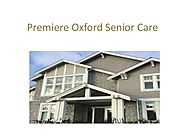 Premiere Oxford Senior Care