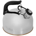 Revere 2-1/3-Quart Whistling Tea Kettle: Kitchen & Dining