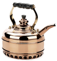 Simplex Heritage Tea Kettle, Copper
