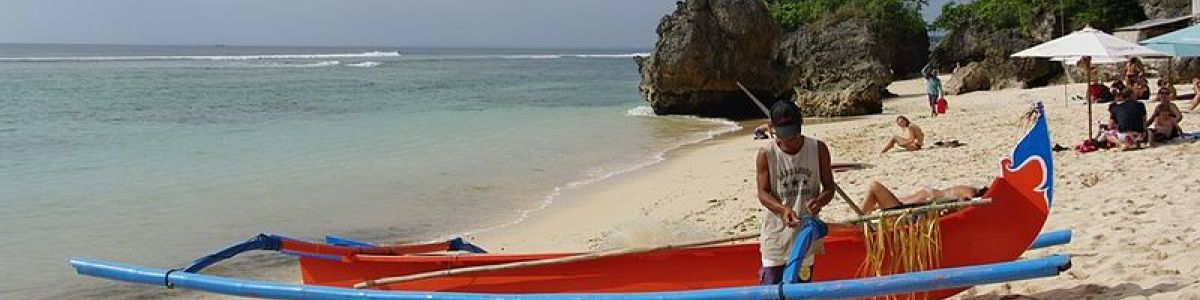 Headline for Top Surf Beaches in Bali