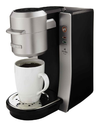 Mr. Coffee BVMC-KG2-001 Single Serve Coffee Maker, Silver