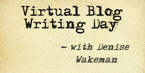 Headline for Virtual Blog Writing Day Resource List