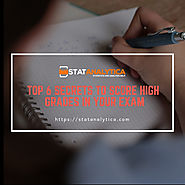 Top 6 Secrets To Score A+ Grade In Your Exam