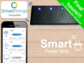 Smart Power Strip- Control your appliances from anywhere
