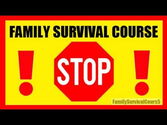 Family Survival Course Review Index By Jason Richards - Is It Worth The Money?