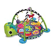 Infantino Grow-with-me Activity Gym and Ball Pit