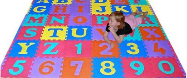 Headline for Top 10 Best Baby Gyms and Playmats 2017-2018