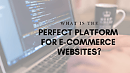 Which Is The Perfect Platform For eCommerce Website Development?
