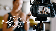 4 Trends Revolutionizing Video Production - Skittles Productions