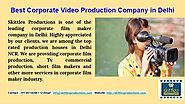 Corporate Film Production | Corporate Video Production Company