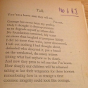 "Audioboo / Gift to AJ - (Yevgeny Yevtushenko) Poem ""Talk"" No 6/1080"
