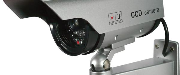 Headline for Top 10 Best Simulated Surveillance Cameras 2014