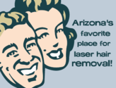 Laser Hair Removal for Men & Women Phoenix AZ | Laser For Less