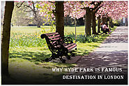 Why Hyde Park is famous Destination in London | Learning Joan