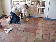 Saltillo Tile Cleaning and Sealing Orange County