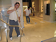 Marble Maintenance Services