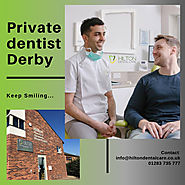 Private dentist Derby