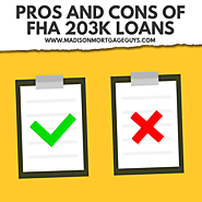 Benefits and Disadvantages of FHA 203k Loans – Conclud