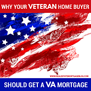 Should Your Veteran Home Buyer Get A VA Mortgage Loan? – Conclud