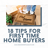 18 Great Tips for First Time Home Buyers – Social Media Site