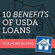 Top 10 Benefits Of USDA Loans – Social Network