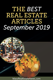 Great Real Estate Articles To Read From September 2019 – Social Network