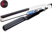 "Onei MK-I Halo Ceramic Flat Iron - 450 Degrees for Brazilian Keratin Treatments, 1"" Floating Plates"
