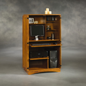 Sauder Harvest Mill Desk Armoire