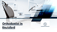 Orthodontist in Knutsford