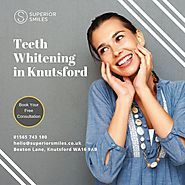 Teeth Whitening in Knutsford