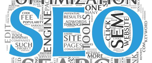 Headline for Top 10 blogs for SEO information