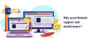 Why need Website support and maintenance? - Nevina Infotech
