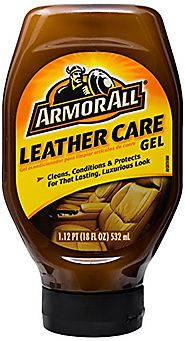 Armor All 10961 Leather Care Gel - 18 oz.