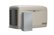 Kohler 20RESAL-SE 20,000-Watt Air-Cooled Standby Generator with 200 Amp Whole-House, Service Entrance Rated, Load She...