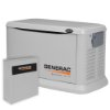 Amazon.com: Generac Guardian Series 5875 20,000 Watt Air-Cooled Liquid Propane/Natural Gas Powered Standby Generator ...