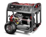 Briggs & Stratton 30470 7,000 Watt 420cc Gas Powered Portable Generator With Wheel Kit