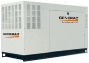 Generac QuietSource Series QT03624ANAX 36 kW Liquid-Cooled Propane/Natural Gas Powered Standby Generator without Tran...