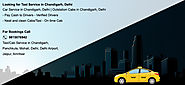Delhi to Chandigarh Taxi | Call Us On +91 9815076942