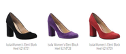 Pete's shoes pump collection especially picked by Fashion experts for women
