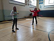 Maggi Szpak practiced hula hooping at... - Finger Lakes Eat Smart New York | Facebook